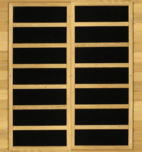 Carbon-infrared-heating-panel