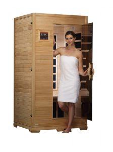 1 -2 person sauna